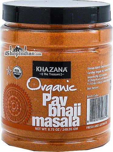 Khazana Organic Pav Bhaji Masala