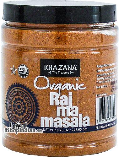 Khazana Organic Rajma Masala