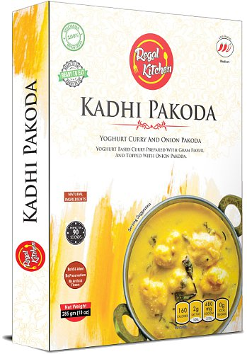 Regal Kitchen Kadhi Pakoda (Ready-to-Eat) - BUY 2 GET 1 FREE!