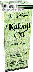 Ashwin Kalongi Oil (100% Pure) Nigella Sativa Oil