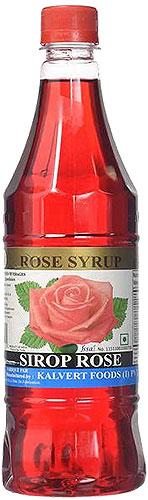Kalvert's Rose Syrup