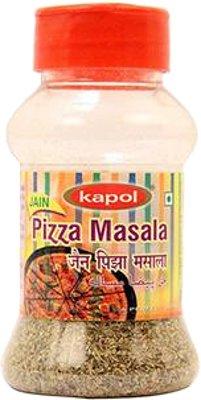 Kapol Jain Pizza Masala