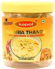 Kapol Kesaria Thandai Mix with Saffron & Cardamom