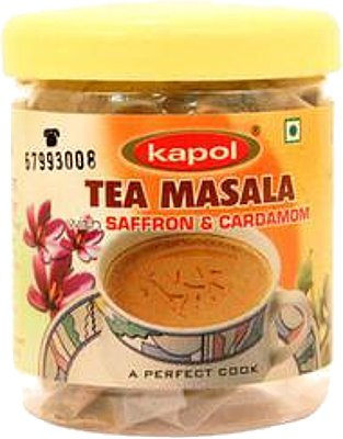 Kapol Tea Masala With Saffron & Cardamom