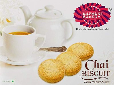 Karachi Bakery Chai Biscuit