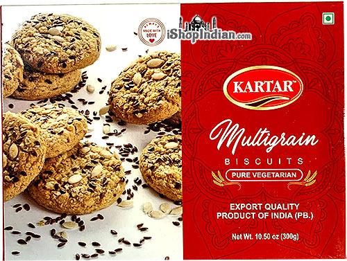 Kartar Multigrain Biscuits