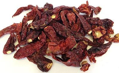Nirav Chili Whole (Kashmiri) Stemless - 14 oz