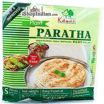 Kawan Plain Paratha - 5 pcs (FROZEN)