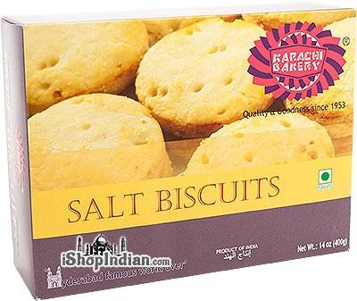 Karachi Bakery Salt Biscuits