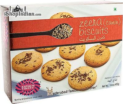 Karachi Bakery Zeera (Cumin) Biscuits
