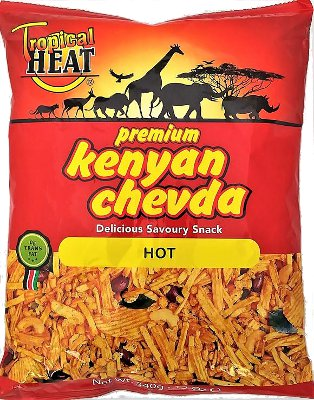 Tropical Heat Premium Kenyan Chevda - Hot