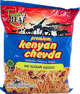 Tropical Heat Premium Kenyan Chevda -  No Sugar Added