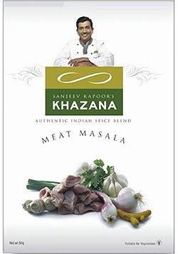 Sanjeev Kapoor's Khazana Meat Masala