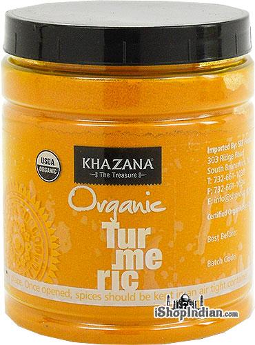 Khazana Organic Turmeric Powder