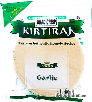 Kirtiraj Garlic Papad