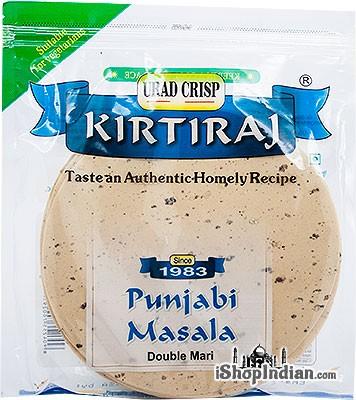 Kirtiraj Punjabi Masala Papad