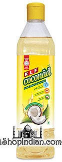 KLF Coconad - 100% Pure Coconut Oil - 500 ml