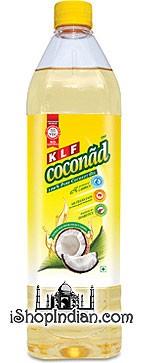 KLF Coconad - 100% Pure Coconut Oil - 1 ltr