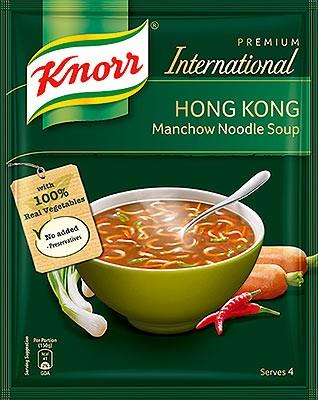 Knorr Hong Kong Manchow Noodle Soup Mix