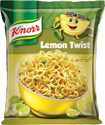 Knorr Lemon Twist Instant Noodles