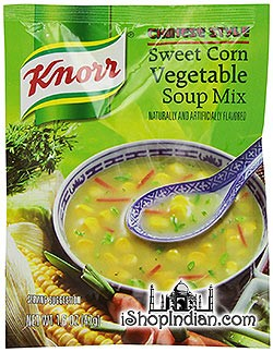 Knorr Sweet Corn Vegetable Soup Mix