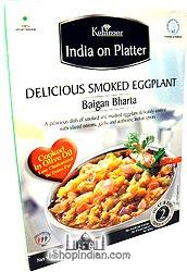 Kohinoor Baigan Bharta - Delicious Smoked Eggplant (Ready-to-Eat)