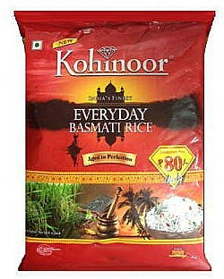 Kohinoor Everyday Basmati Rice - 10 lbs