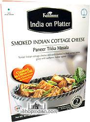 Kohinoor Paneer Tikka Masala - Smoked Indian Cottage Cheese (Ready-to-Eat)