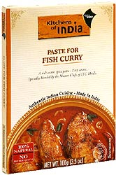 Kitchens of India - Paste for Fish Curry