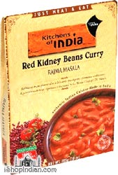 Kitchens Of India Rajma Masala - Red Kidney Bean Curry (Ready-to-Eat)