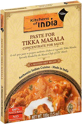 Kitchens of India - Paste for Tikka Masala (Concentrate for Sauce)