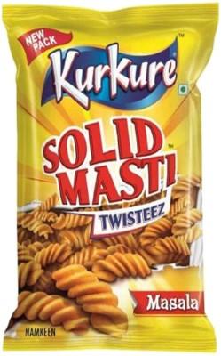 Kurkure Solid Masti Twisteez - Masala