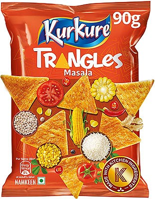 Kurkure - Triangles Masala