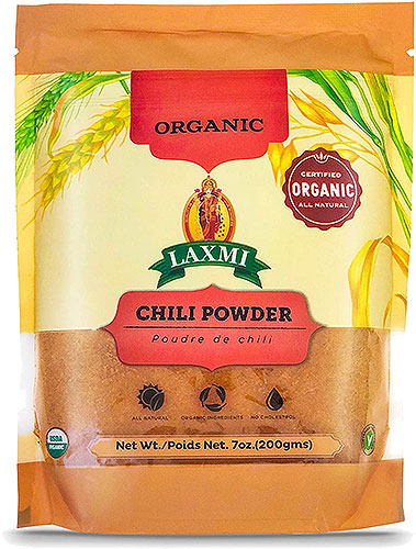 Laxmi Organic Chilli Powder