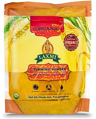 Laxmi Organic Turmeric Powder
