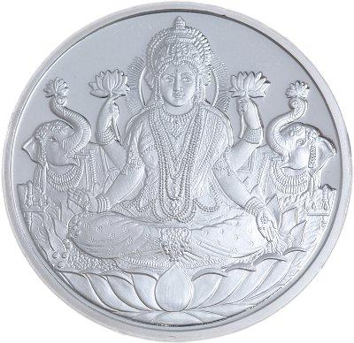 Laxmi .999 Silver Coin -100 gms