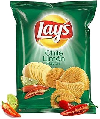 Lay's Chile Lemon Flavour Potato Chips