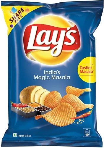 Lay's Magic Masala Potato Chips