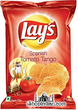 Lay's Spanish Tomato Tango Potato Chips