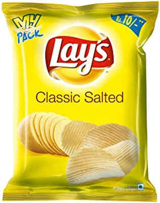 Lay's Classic Salted Potato Chips