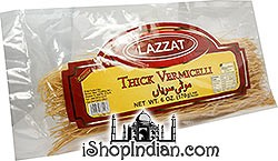 Lazzat Thick Vermicelli - Roasted