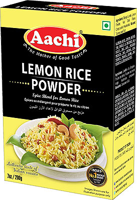 Aachi Lemon Rice Powder