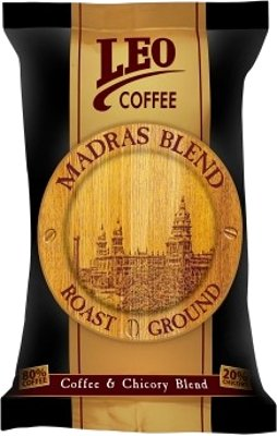 Leo Madras Blend Coffee - Roast Grind South Indian Filter Coffee