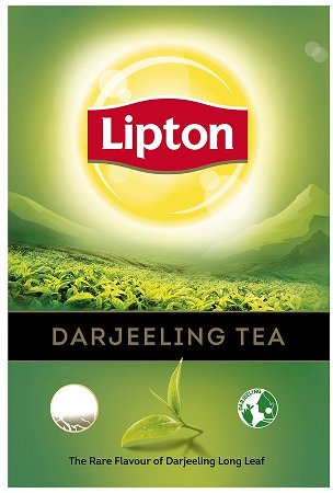 Lipton Darjeeling Leaf Tea (Formerly Green Label Tea) - 250 gms