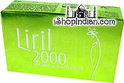 Liril Lime Fresh Soap