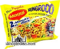 Maggi Hungrooo Masala Noodles