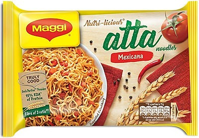 Maggi Nutri-licious Mexicana Atta Noodles