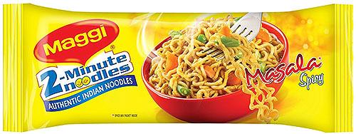 Maggi Masala Noodles - Quad (Four Pack)