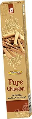 Maharani Pure Chandan Premium Masala Incense - 15 Sticks