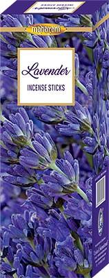 Maharani Lavender Incense - 120 Sticks